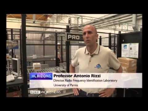 BBC video Rfid Parma University