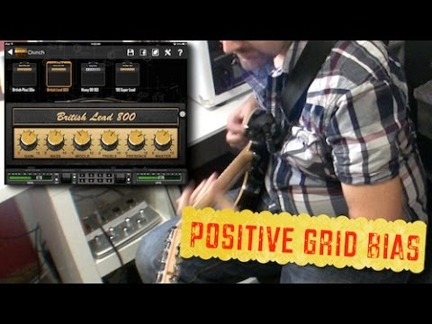 Positive Grid Bias App Review