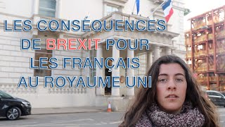 Ask Victoire ep 1 – Conséquences du Brexit pour les français au RU