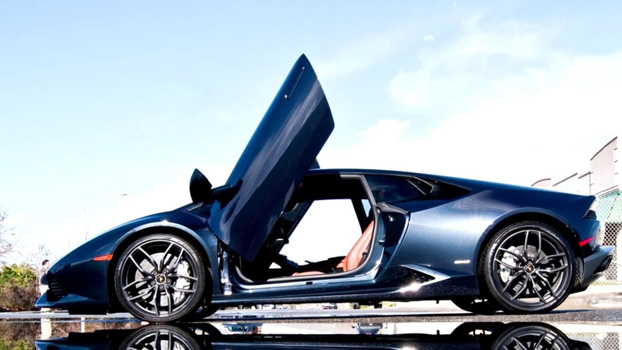 Lamborghini Huracan Door Kit By Vertical Doors Inc Youtube