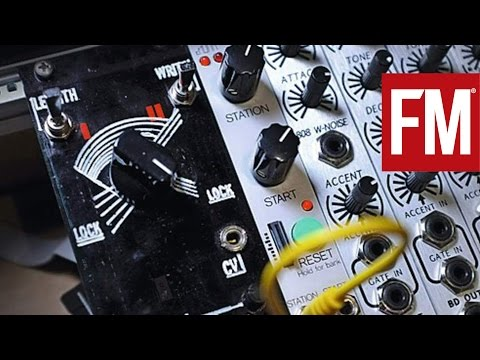 Modular Monthly: An intro to DIY Eurorack & the Radio Music