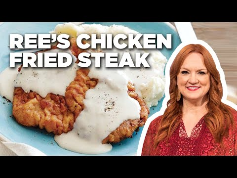 How To Make Ree's Chicken Fried Steak | Food Network