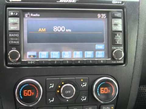 2009 Nissan Altima 2 5sl Navigation Tewksbury Boston Ma Machusetts