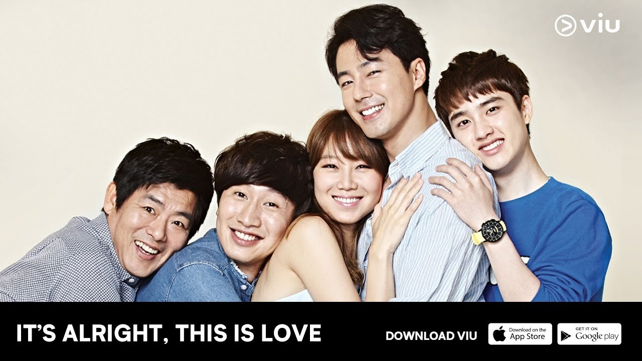 Trailer It S Alright This Is Love Drama Korea Starring Jo In Sung Kong Hyo Jin D O Exo Youtube