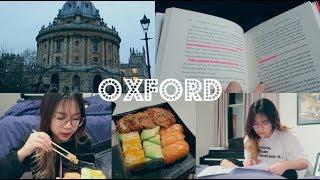 ĐI CHƠI Ở OXFORD ♡ MINI MUKBANG + LÀM THẾ NÀO ĐỂ CHĂM CHỈ HƠN ♡ Sarah Tran