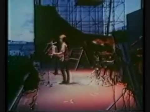 Dire Straits - Spot On TVNZ Wellington 1986