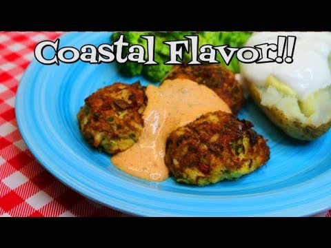 How to Make Crab Cakes ~ Air Fryer Crab Cakes ~ Easy Seafood Recipe ~ Noreen's Kitchen