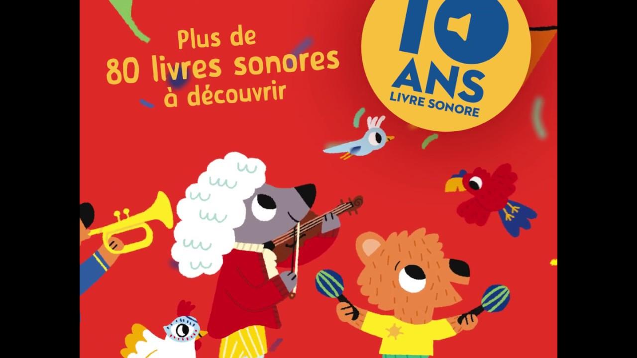 Gallimard Jeunesse Fete 10 Ans De Creations Sonores