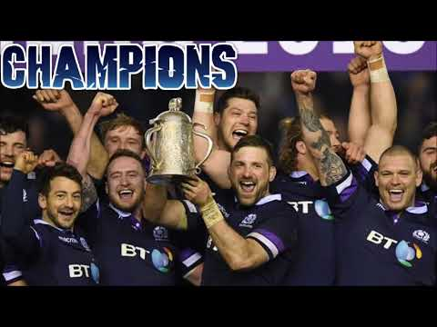 CALCUTTA CUP CHAMPIONS!! SCOTLAND 25-12 ENGLAND | SIX NATIONS | MATCH REVIEW 24/02/18