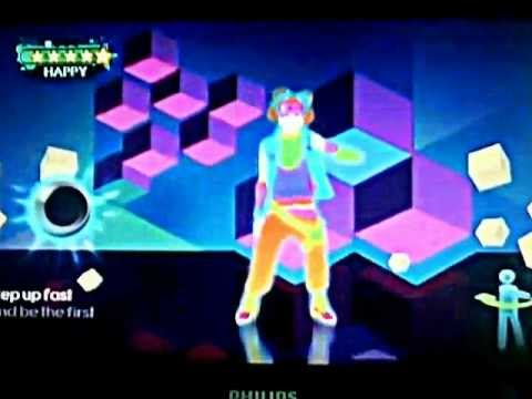 how to play simon says on just dance 3