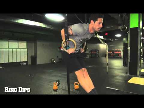 Rich Froning's Week of WODs: Wed & Thurs
