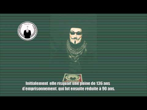 Anonymous - Qui est Bradley / Chelsea Manning? VF ST #OpNWO