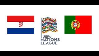 Хорватия Португалия смотреть онлайн прямой эфир футбол Лига Наций 17 ноября 2020 прямая трансляция