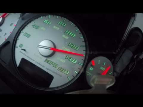 Dodge Ram SRT 10 150 MPH Top Speed Speedometer