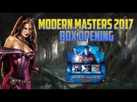 Modern Masters 2017 Box Opening (Worldwide MM3 Giveaway Winner)