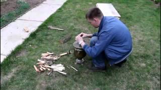 Как ставить дровяной самовар(, 2016-05-01T19:18:13.000Z)