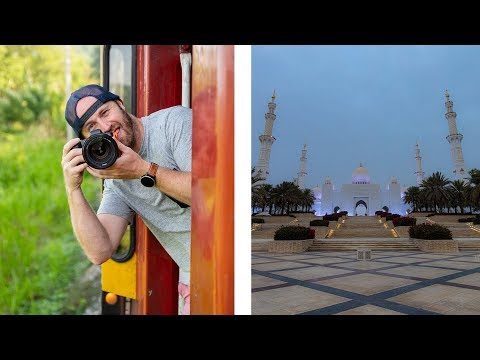 The Extremes of Travel Photography