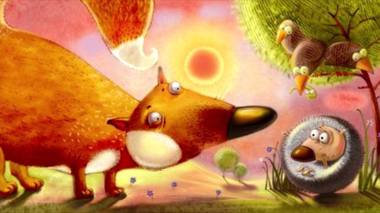 Прикольные картинки про лисичку и ежика, годовщина