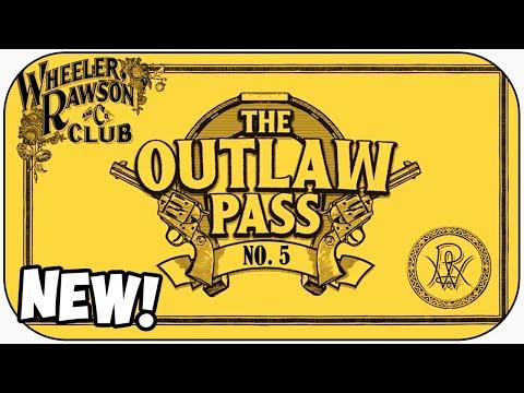 OUTLAW PASS 5 NEW DETAILS! (2021 Red Dead Online DLC Update)