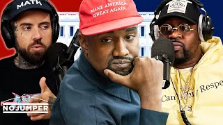 Adam22 and Smoke DZA on If They Will Vote For Kanye West