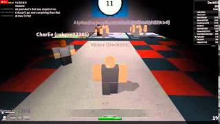 Murder Mystery [v0.4.2b] [Beta] - Deck558 (ROBLOX)