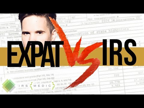 Expat Ryan Socash v. the IRS - How FATCA Repeal gained another powerful advocate