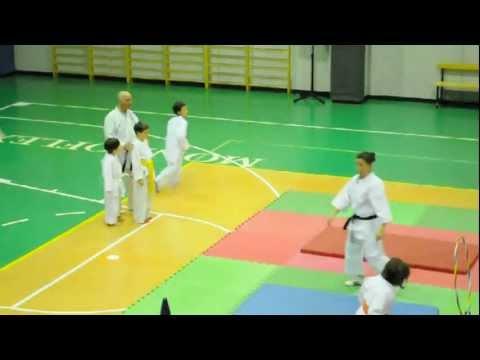 Club Nippon - Karate 23-12-2010 Festa dello Sport a Palazzolo