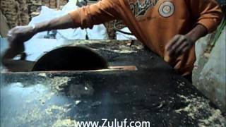 Big Wood Saw - Zuluf.com Olive Wood Workshop / Factory