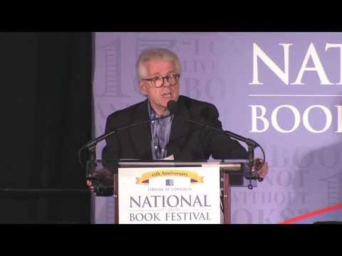 Thomas Mallon: 2015 National Book Festival - YouTube