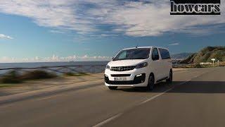 2019/ 2020 Opel Zafira Life Test Drive | Interior, Exterior