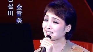 モランボン楽団 中国人民志愿军战歌~日月同光 日本語字幕