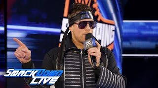 The Miz vows to end Shane McMahon's ego trip: SmackDown LIVE, June 18, 2019