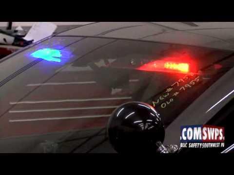 led stealth commander undercover lightbar doovi. Black Bedroom Furniture Sets. Home Design Ideas