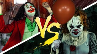 CORINGA vs. IT, A COISA, PENNYWISE ♫