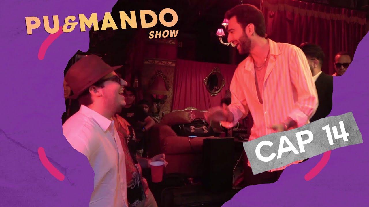 Preparando una salsa - Pu & Mando Show (E.14)