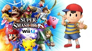 Magicant/Eight Melodies (Mother) - Super Smash Bros. Wii U