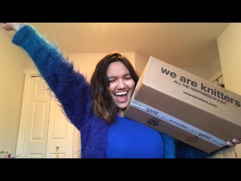 We Are Knitters Unboxing