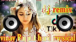 bhigi palko par naam tumhara hai d.j remix new song by vinay rajput hard musical