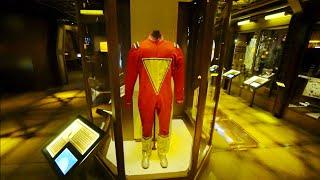 #917 MUSEUM of POP CULTURE Incredible SCIENCE FICTION Memorabilia Exhibit - Travel Vlog (2/9/19)
