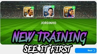 New Trainings || PES 19 Mobile ||