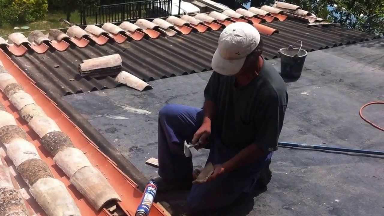 reparaci n goteras en tejado soluci n definitiva tl