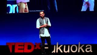 『あいうえお』ネパール・日本の親善と震災 | Dilip BK Sunar | TEDxFukuoka