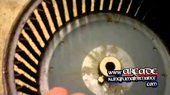 HVAC Central Air Conditioner Heater Indoor Blower Wheel Rattling Making Funny Noises