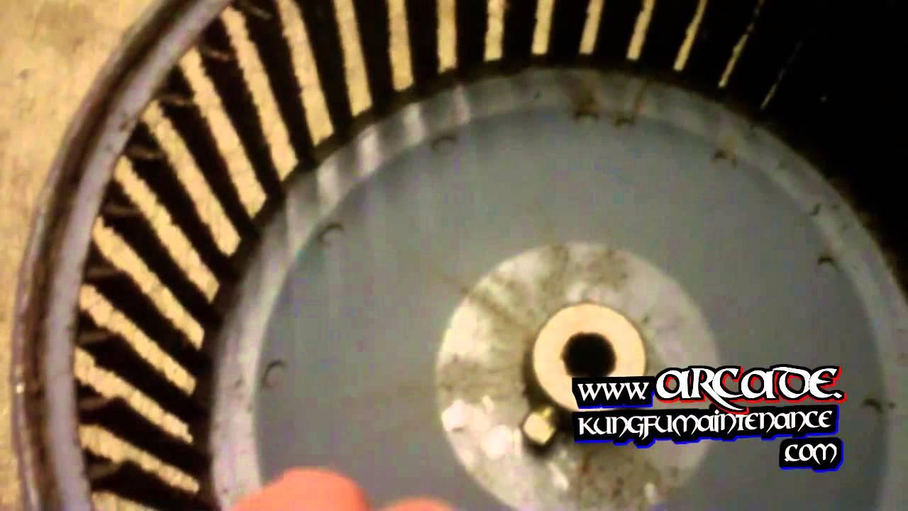 Hvac Central Air Conditioner Heater Indoor Blower Wheel