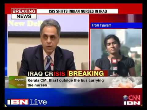 ISIS militants shift all Indian nurses to Mosul from Tikrit in war torn Iraq