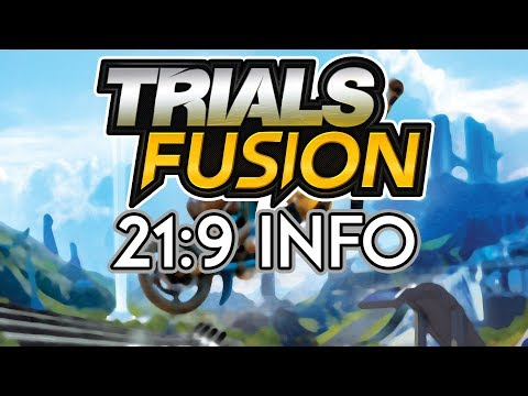 Flash Games Made AAA! - Trials Fusion | 21:9 Review [3440x1440/60fps/Ultrawide]