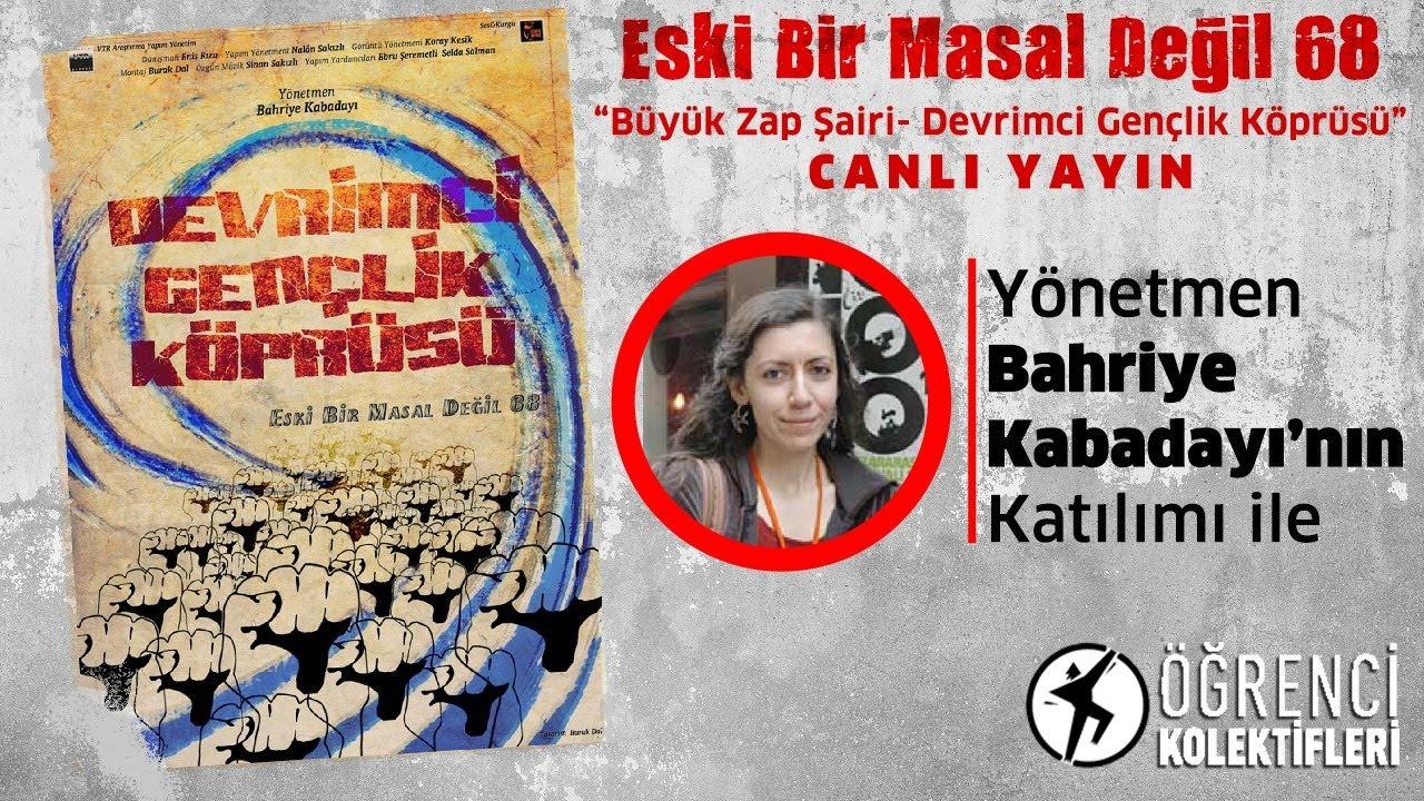 Eski Bir Masal değil 68 - Bahriye Kadadayı'nın katılımı ile