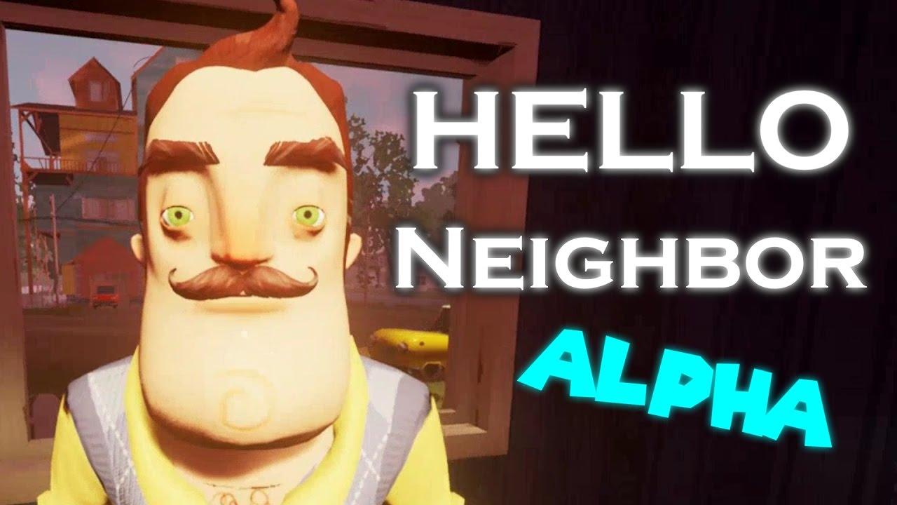 Télécharger hello neighbor alpha 1 demo