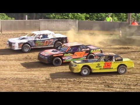 Pure Stock Heat One | Old Bradford Speedway | 6-9-19