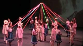 Danza de Matlachines del estado de Hidal...